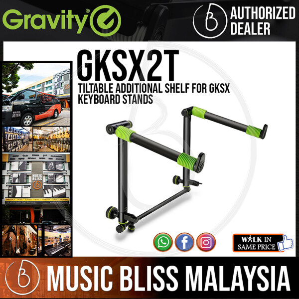 Gravity GKSX2T Tilting Tier for GKSX Keyboard Stand (KSX 2 T) Malaysia