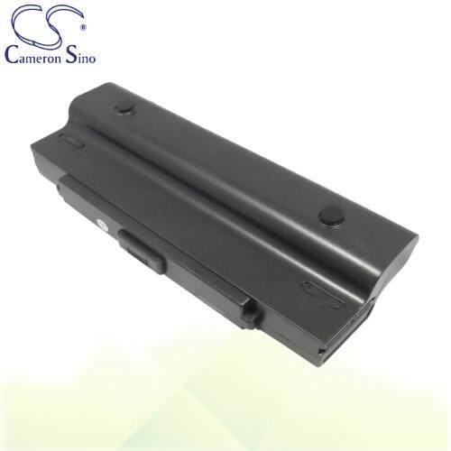 CameronSino Battery for Sony VAIO VGN-CR215 / VGN-CR215E / VGN-CR220 Battery Black L-BPL9HB