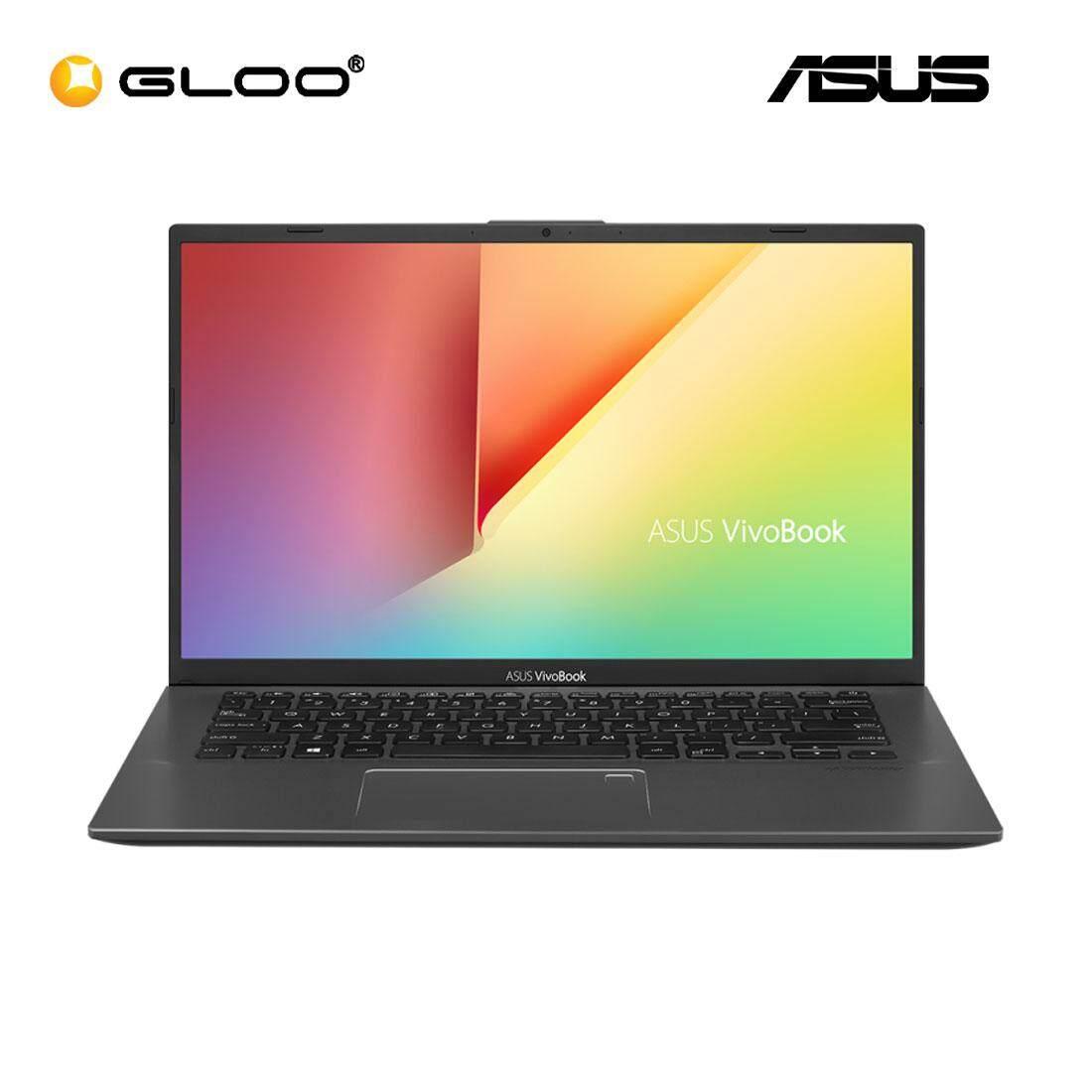 ASUS VivoBook A412D-AEK154T (R5-3500U,4GB,256GB,14,W10,GRY) Malaysia