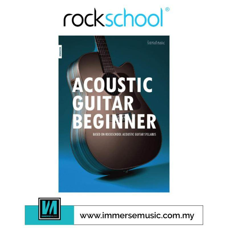Rockschool Acoustic Guitar Beginner, Beginner Malaysia