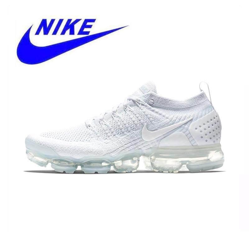 23d4456a334f1 Nike_AIR FLYKNIT1 VAPORMAX 2 Oficial Original Womens Running Shoes  Sapatilhas tamanho Sapatos de Desporto or Livre