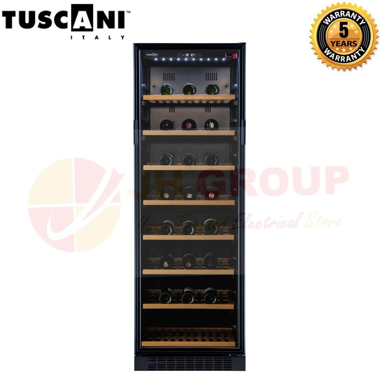 Tuscani Italy Tsc Bellona 166 424l Wine Cellar ( 151 Bottles ) Wine Chiller Wine Cooler Wine Cabinet Wine Fridge By Jh Ecommerce.
