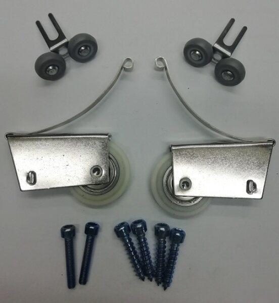 Anti-Jump Door Sliding Roller, Aluminium Sliding Glass Door Roller