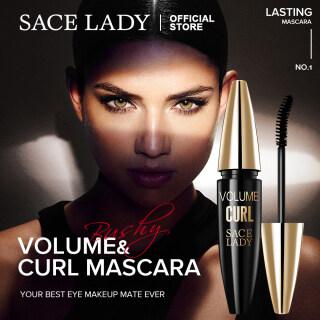 SACE LADY Maskara Kosmetik Tahan Air, Maskara Anti Bocor thumbnail