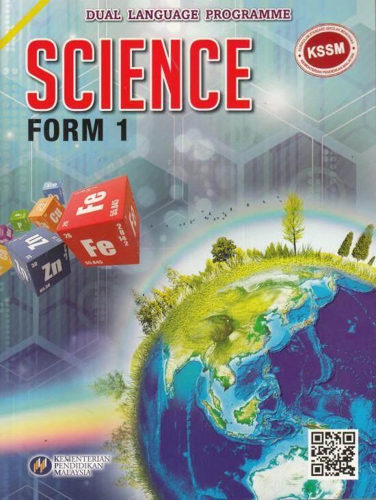 Dual Language Programme Science Form 1 Buku Teks 2017 Lazada