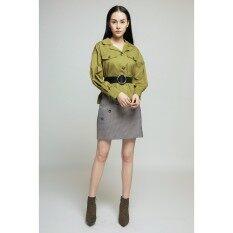 Áo khoác nữ IVY moda MS 77B5966