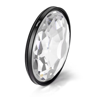 Andoer 77mm Kaleidoscope Prism Camera Glass Filter Variable Number of Subjects SLR Photography Accessories thumbnail