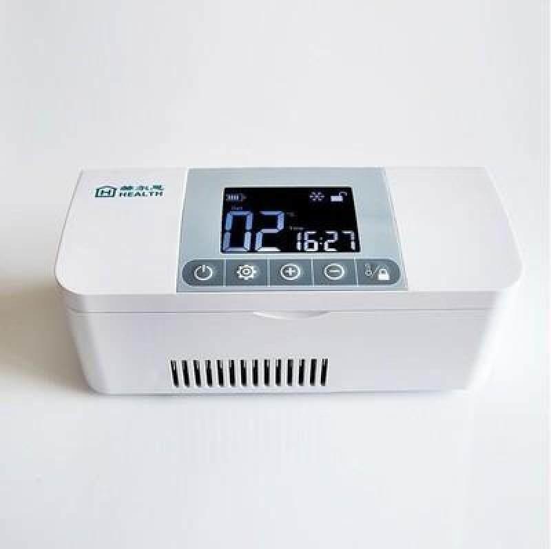 Portable Insulin Storage Cooler Bag Diabetic Insulin Cooler Box Rechargeable Fridge Mini Refrigerator Ice Box Travel Bag Singapore