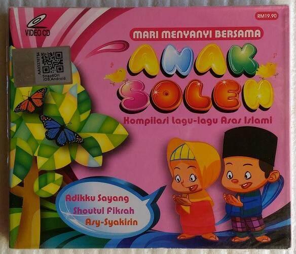 Anak Soleh (vcd) - Kompilasi Lagu-Lagu Asas Islami By Matahari59.