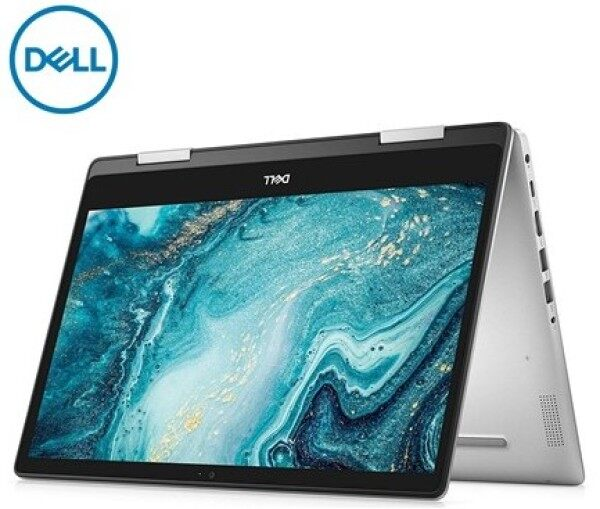 DELL INSPIRON 14 5491 2 IN 1 LAPTOP (I5-10210U 4.20GHZ,512GB SSD,8GB,MX230-2GB,14FHD IPS TOUCH,W10) Malaysia