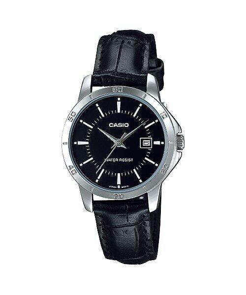 (100% Original CASIO) CASIO Women Casual Watch LTP-V004L-1BUDF (watch for women / jam tangan wanita / Casio watch for women / Casio watch / women watch) Malaysia