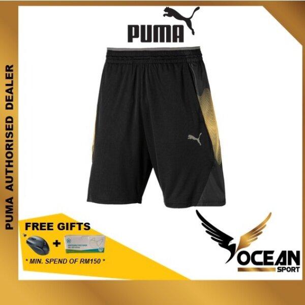 Puma Collective Graphic short Puma Black (51839602) - Puma Original Men Shorts
