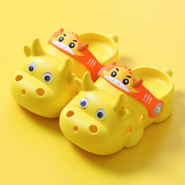 Chứng Khoán Sẵn Sàng, Giày Dép Lỗ Thời Trang Cho Trẻ Em Xăng Đan Bé Trai Bé Gái Trong Nhà PVC Mùa Hè, 2021 giá rẻ