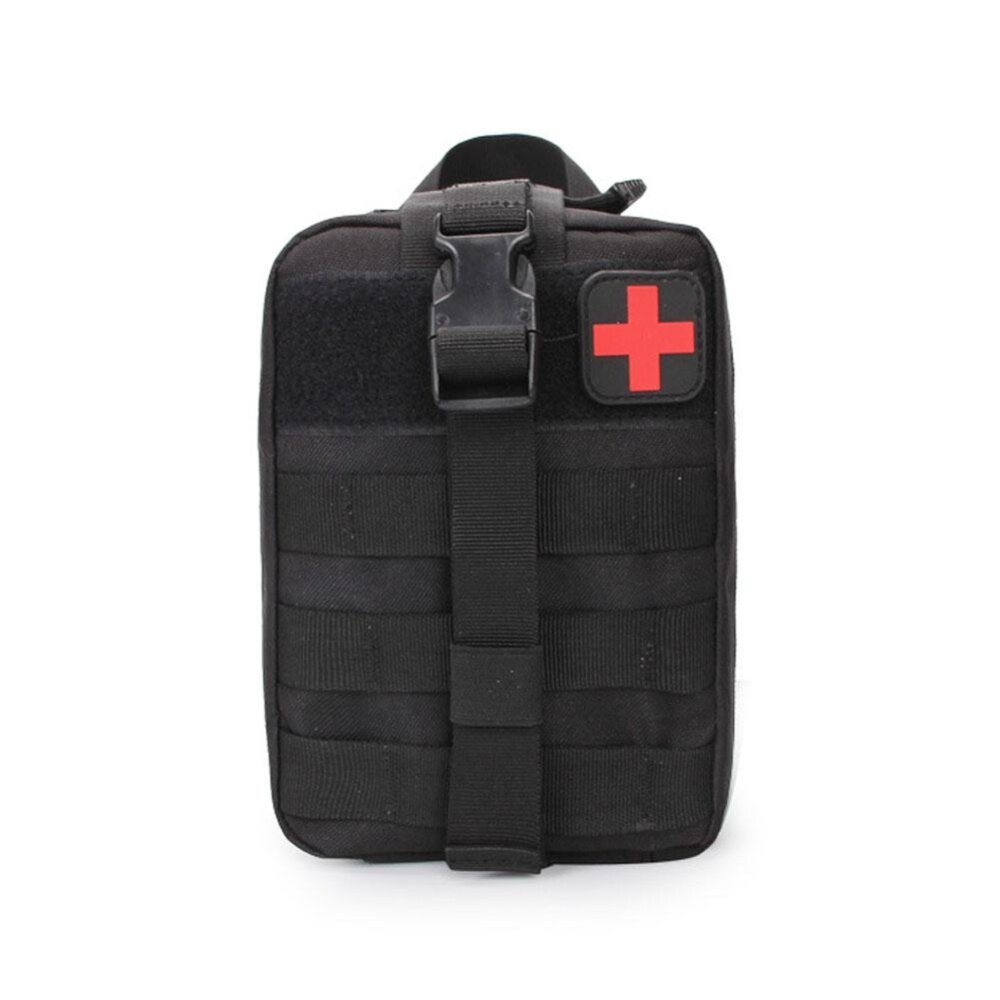 7 Colors to Choose High Quality Outdoor travel first aid box climbing bag Tactical Rip Away Medical First Aid Pouch Utility Bag