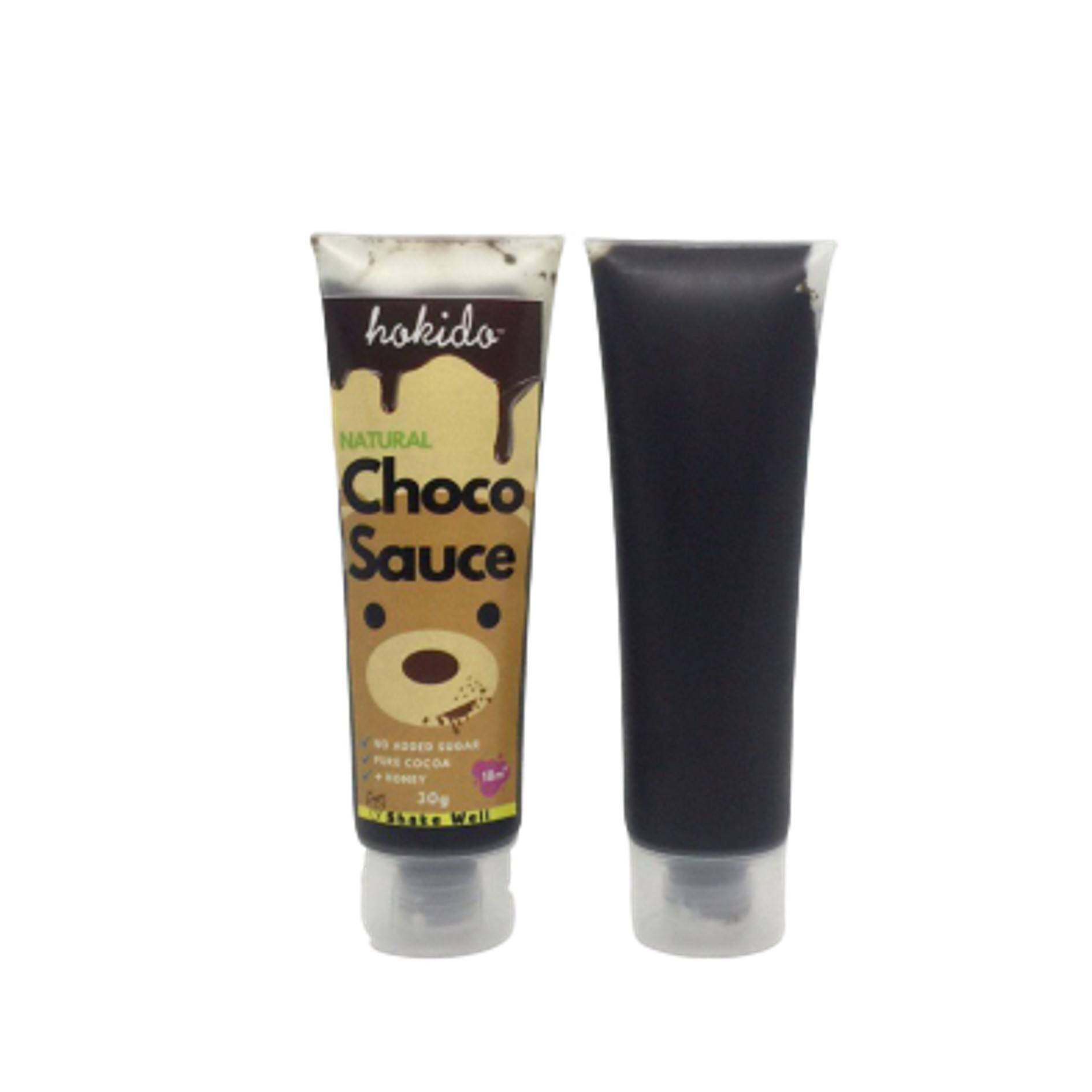 HOKIDO CHOCOLATE SAUCE (18M+)