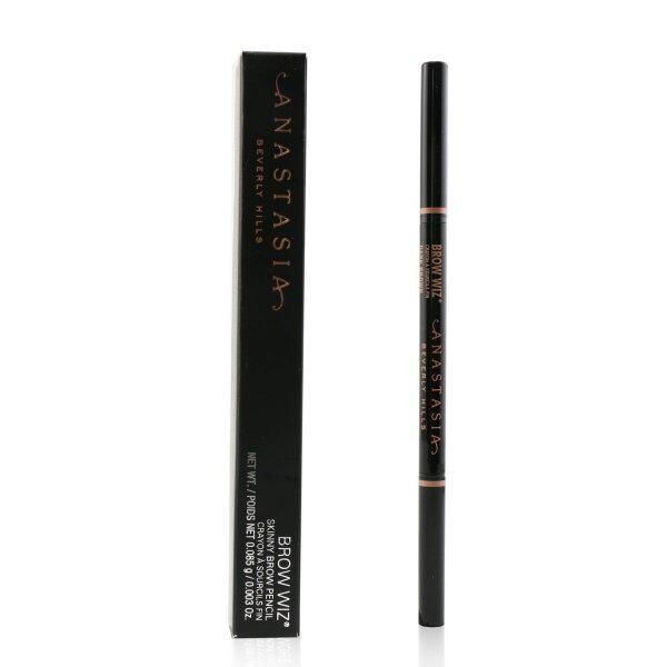 Buy ANASTASIA BEVERLY HILLS - Brow Wiz Skinny Brow Pencil - # Dark Brown 0.085g/0.003oz Singapore