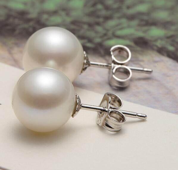 424717242def Pearl Earrings for Women for sale - Womens Pearl Earrings online ...