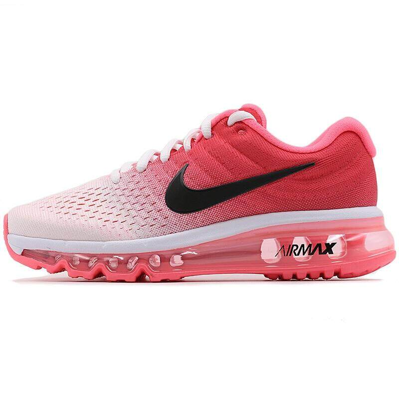 online retailer 88b75 7ea92 NIKE AIR MAX 17 Breathable Women s Running Shoes Outdoor Sneakers 2018 New  Arrival Sports Shoes for