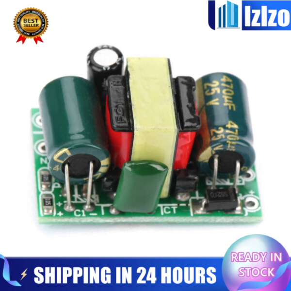 Buck Converter AC-DC Converter AC220V to DC12V Buck Step Down Power Supply Module