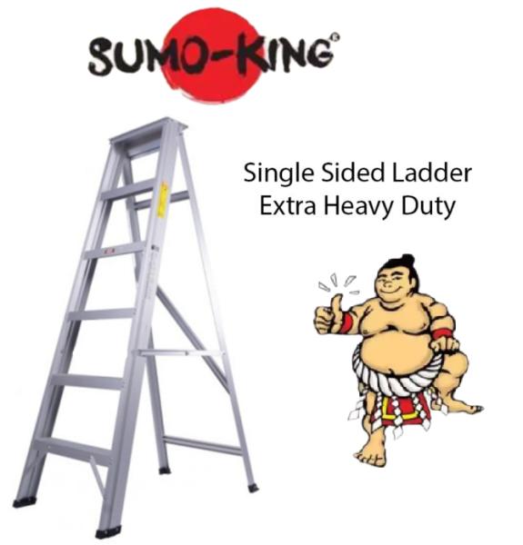 SUMO SS6 Heavy Duty 6 Steps 60Single Sided Ladder, Tangga Lipat