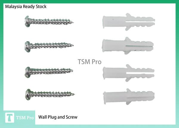 Wall Plug and Screw/ Palam dan Skru Dinding