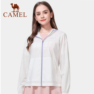 Camel Áo Khoác Ngoài Trời Cho Nữ Quần Áo Chống Nắng Quần Áo Thể Thao Ngoài Trời Chống Tia Cực Tím Thoáng Khí Cho Nữ thumbnail