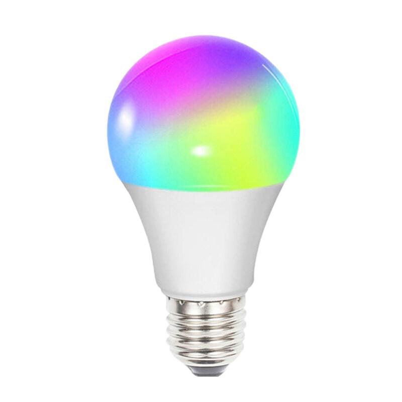 Đèn LED Thông Minh WiFi E26, Bóng Đèn Hẹn Giờ Điều Khiển Ứng Dụng RGBW Từ Xa Có Thể Điều Chỉnh Độ Sáng