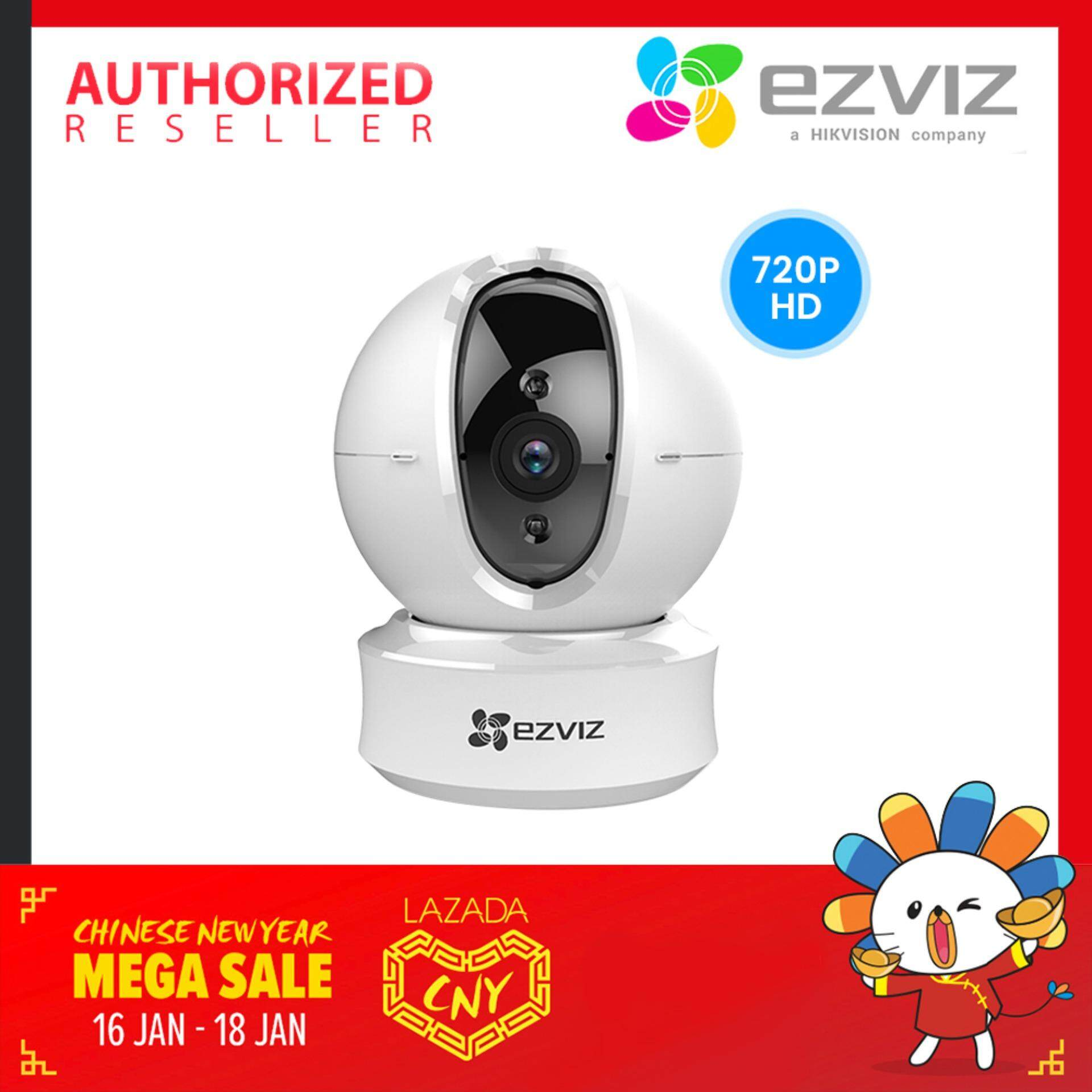 Ip Cameras Buy At Best Price In Malaysia Lazada Megapixel 360 Degree Camera Block Diagram Ezviz Ez360 1mp 720p Hd Pan Tilt Two Way Audio Night Vision
