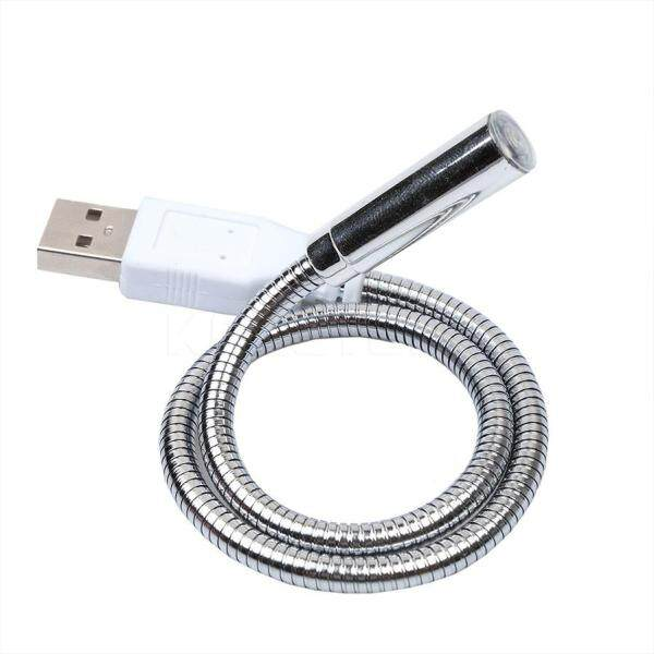 Portable Flexible USB Light Computer Reading Lamp for Notebook Laptop Computer Desktop PC Keyboard