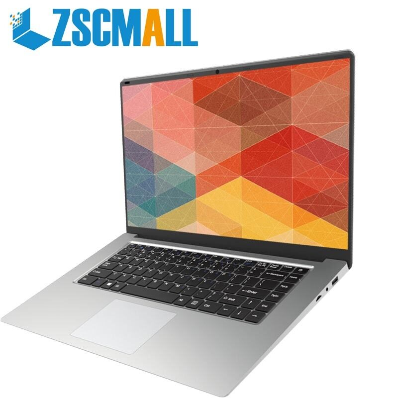 ZSCMALL [3 Year Warranty] W5 14 Inch Intel Celeron  quad-core processor  8GB RAM 64/128/256/512/1024GB   slim Metal Body 1080P Windows 7/10 Full Keyboard Dual Band WiFi Gaming Laptop