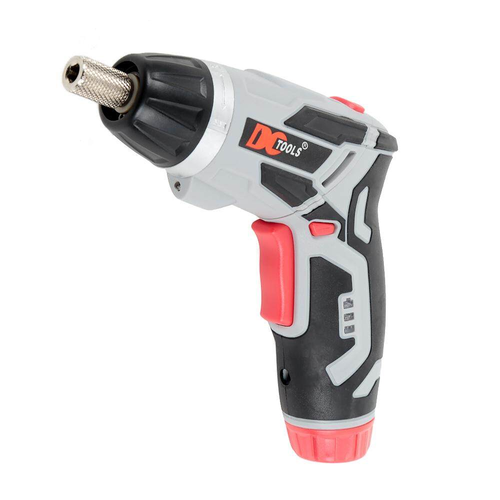 3.6V Wireless Screwdriver Electrical Screwdriver Set Screwdriver Set of Rechargeable Li-ion Battery with Power Tool Storage Box