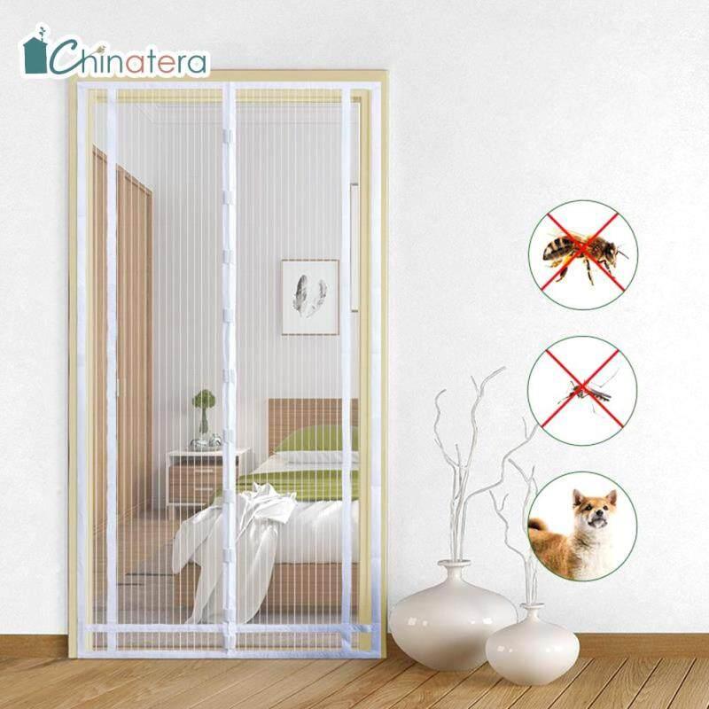 [Chinatera] Màn Chống Muỗi Từ Tính Mùa Hè 100X220Cm Chống Muỗi Ruồi Côn Trùng Màn Hình Cửa Lưới Nhà Bếp