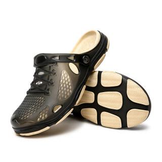 Giày Đi Biển Nam Phong Cách Hot Thời Trang Lỗ Giày, Hai Dép Và Dép Đi Trong Nhà thumbnail