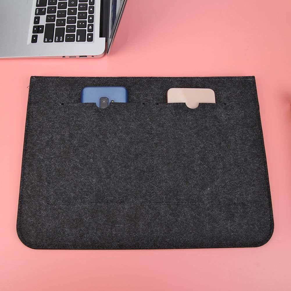 Mua Forwadlife Cảm Thấy Laptop Túi Bảo Quản Kinh Doanh Cặp Tài Liệu Người Tổ Chức Xách Tay Ốp Lưng