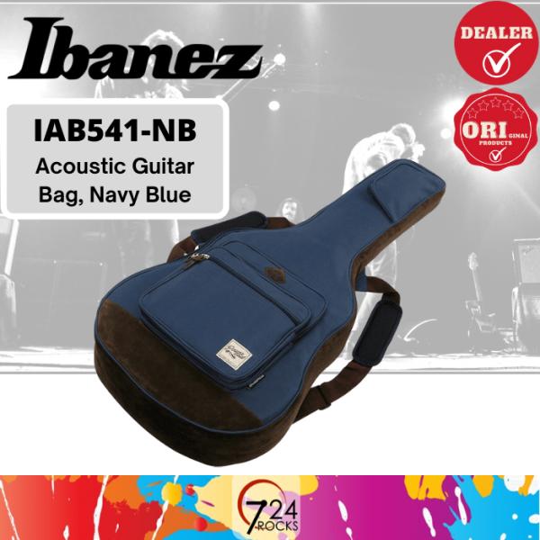 724 ROCKS Ibanez POWERPAD Designer Collection Acoustic Guitar Bag / Gigbag ( IAB541 ) Malaysia