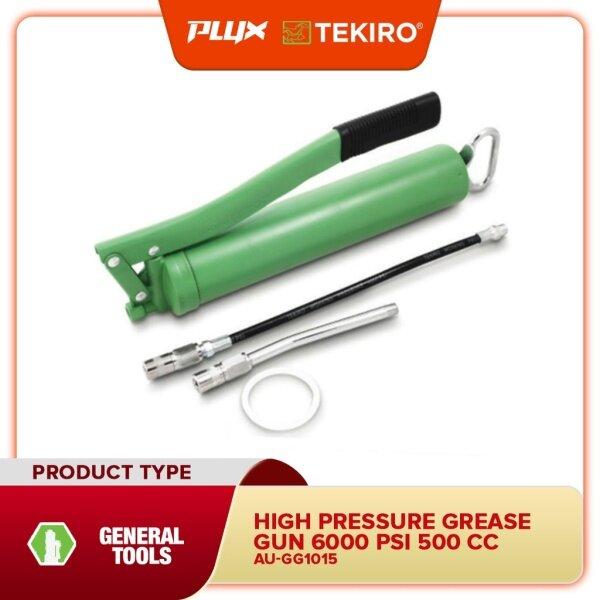 TEKIRO High Pressure Grease Gun 6000PSI 500CC Pompa Gemuk ( AU-GG1015 )
