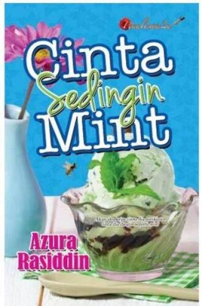 Novel (PRE❤️) Cinta Sedingin Mint - Azura Rasiddin (P2U2400) Malaysia