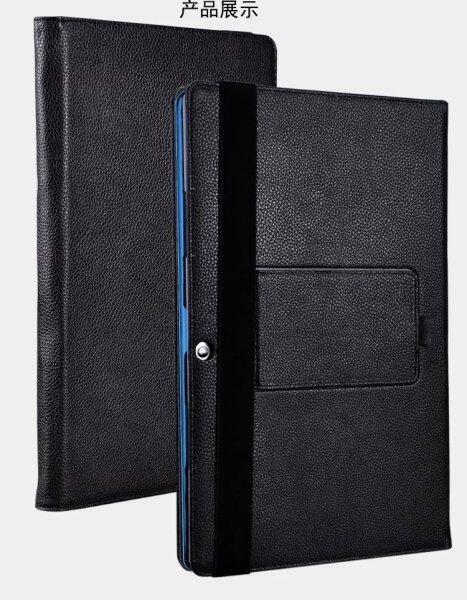 Bảng giá Dành Cho Teclast Tbook 16 Power Tbook 16S Vỏ Bọc Bàn Phím Mỏng 11.6 Inch Chất Liệu Da PU Bàn Phím Từ Tính Giá Đỡ Bảo Vệ Vỏ Da Phong Vũ