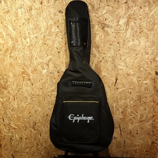 Epiphone Sponge Soft Case Padded BagPack for 38 to 41 inch Acoustic Guitar Bag # yamaha f310 Gibson Fender Ibanez ESP Malaysia