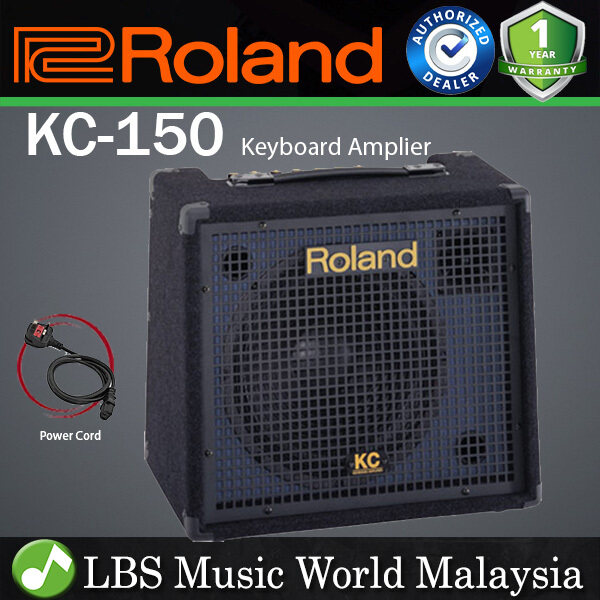 [Clearance] Roland KC-150 65 Watt 4 Channel Keyboard Amplifier Speaker with Subwoofer (KC150 KC 150) Malaysia