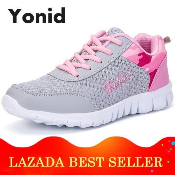 Giày Thể Thao Yonid Cho Nữ Giày Thường Ngày Giày Chạy Nữ Lưới Giày Thể Thao Khiêu Vũ