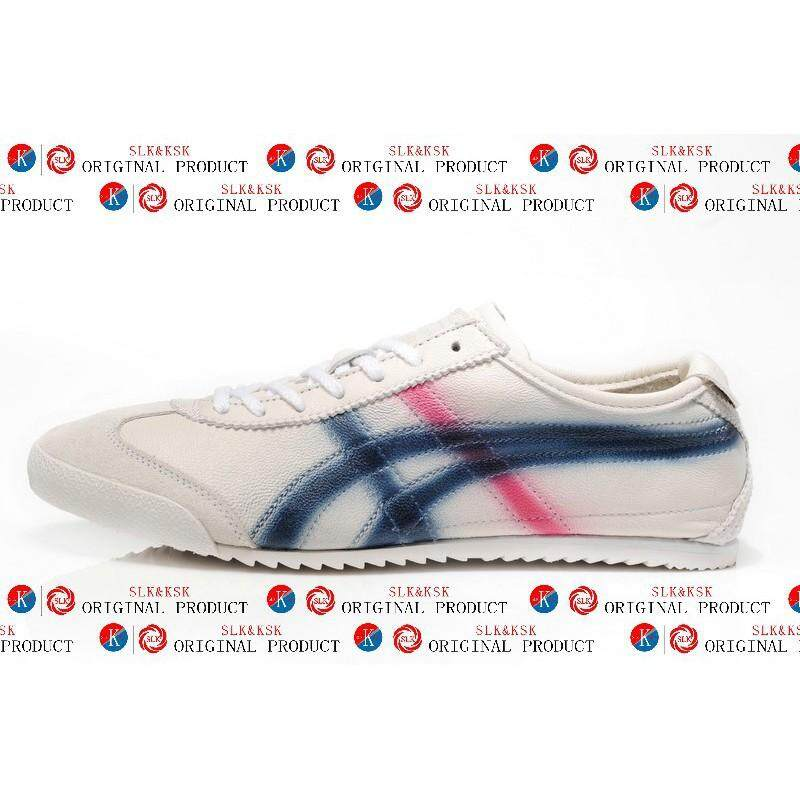 SLK@2019 Asics Men Women Onitsuka Tiger SERRANO MEXICO 66 sheepskin Running casual shoes CB180 -471