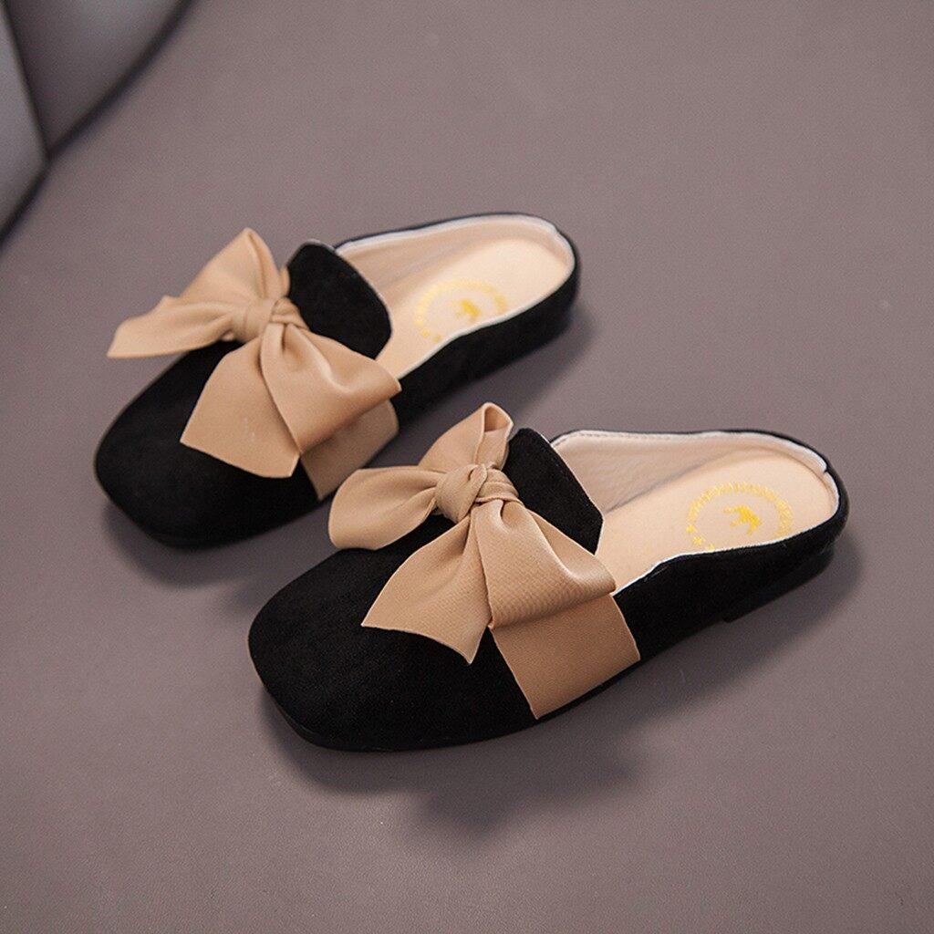 slipper girl fashion