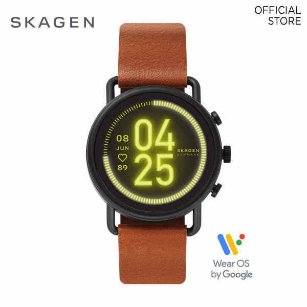 Skagen Falster 3 Brown Smartwatch SKT5201 Malaysia