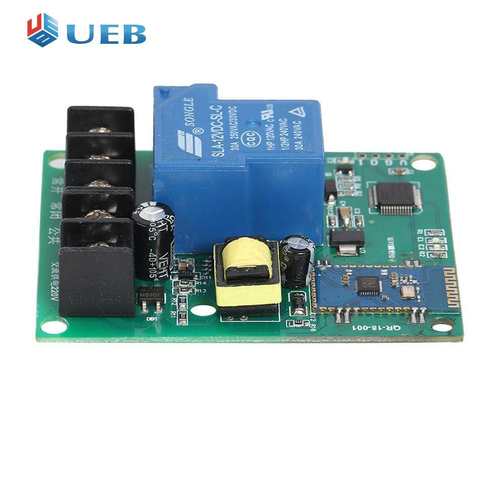 AC110-50V 10A/30A High Power Bluetooth 1 Way Relay Motherboard Module Kit