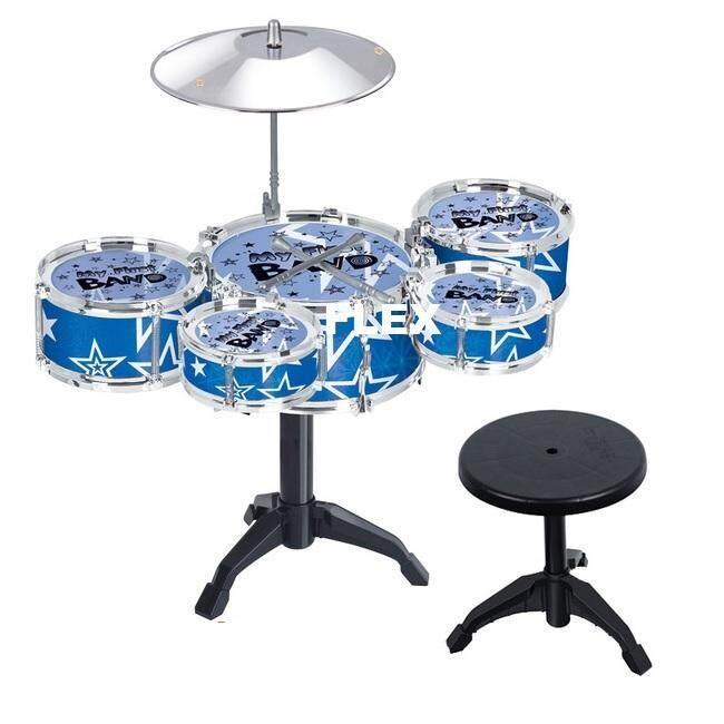Jazz Drum Set For Kids Drums Children´s Kid´s Drum Set Musical Instrument 9c0885792