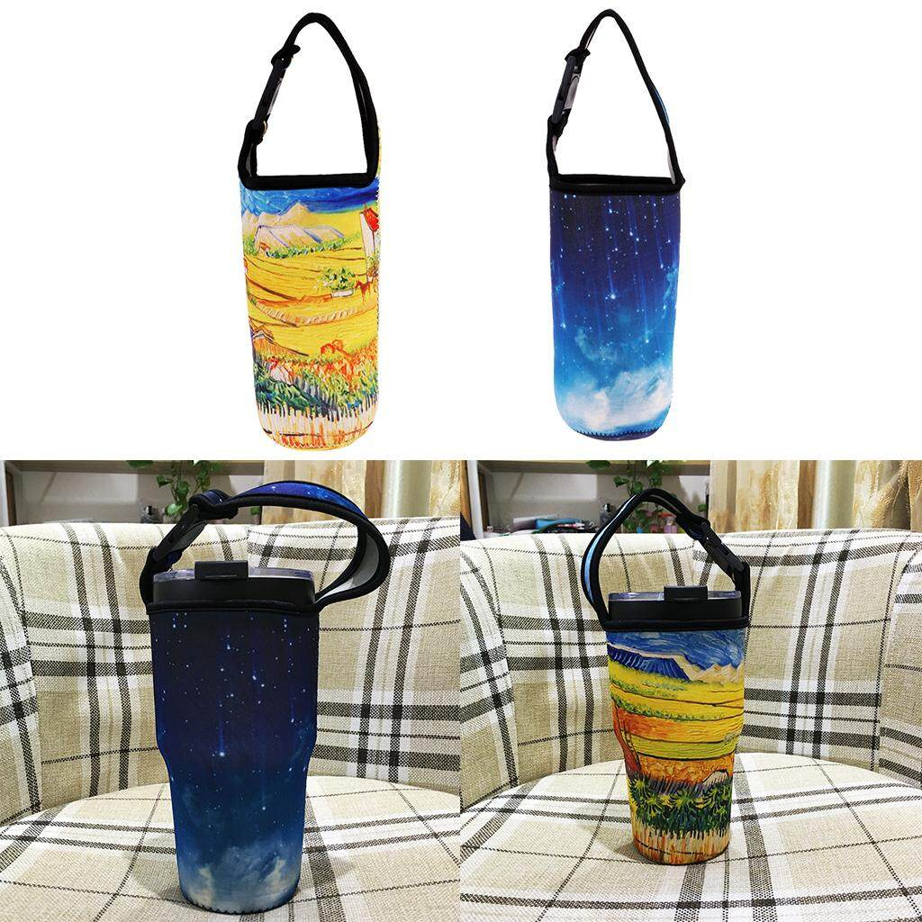 Cup Carry Bag Holder Bag Cup Pouch Activities Insulated Cover Portable 30oz Mug