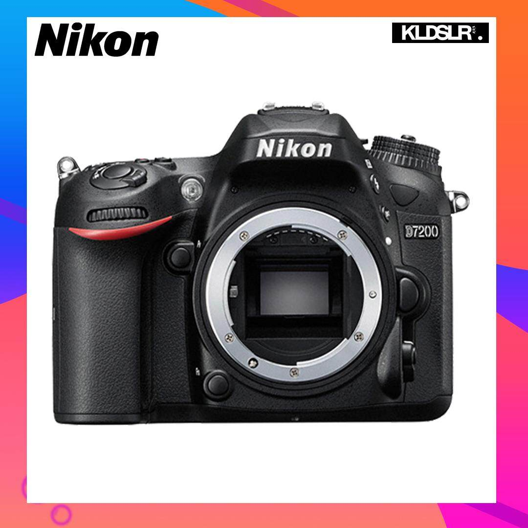 Nikon D7200 DSLR Camera (Body Only) (100% ORIGINAL)
