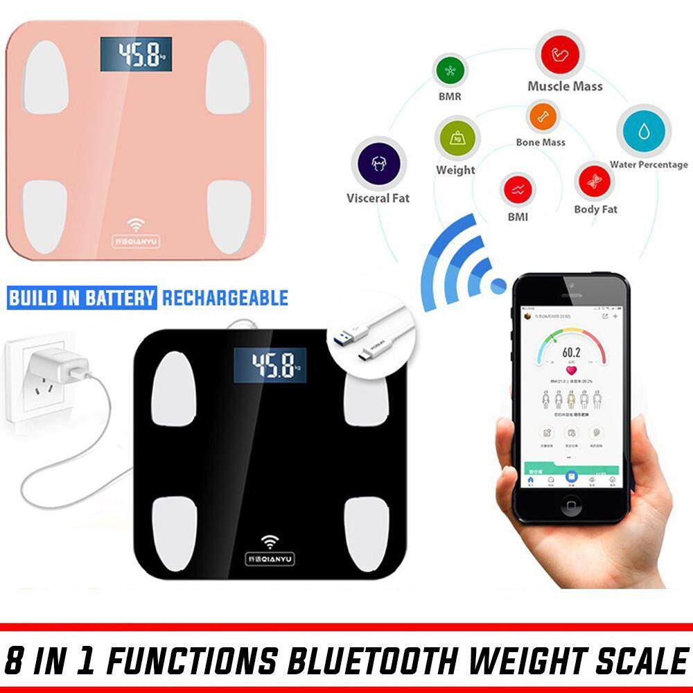 Bluetooth Human Electronic Scale Household Intelligent Weight Scale Precision