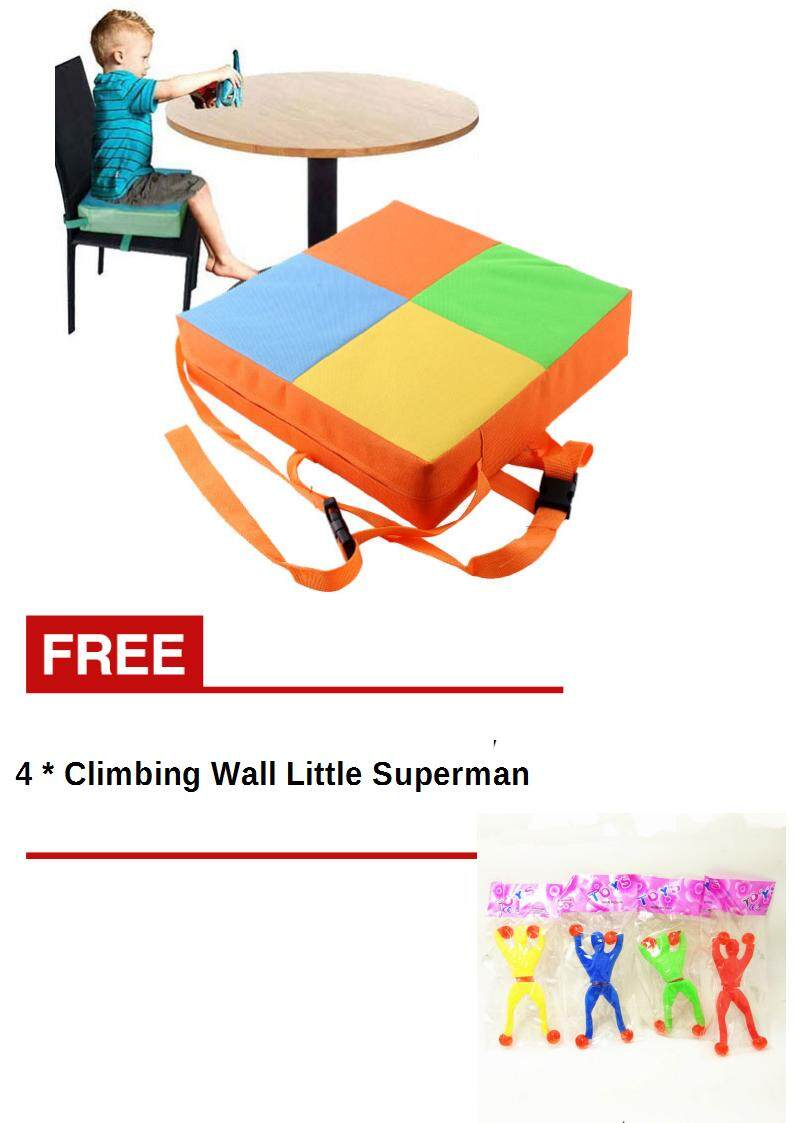 (Buy one  Free  gift four)Kids Toddler Soft Seat High chair Pad Chair Cushion Booster
